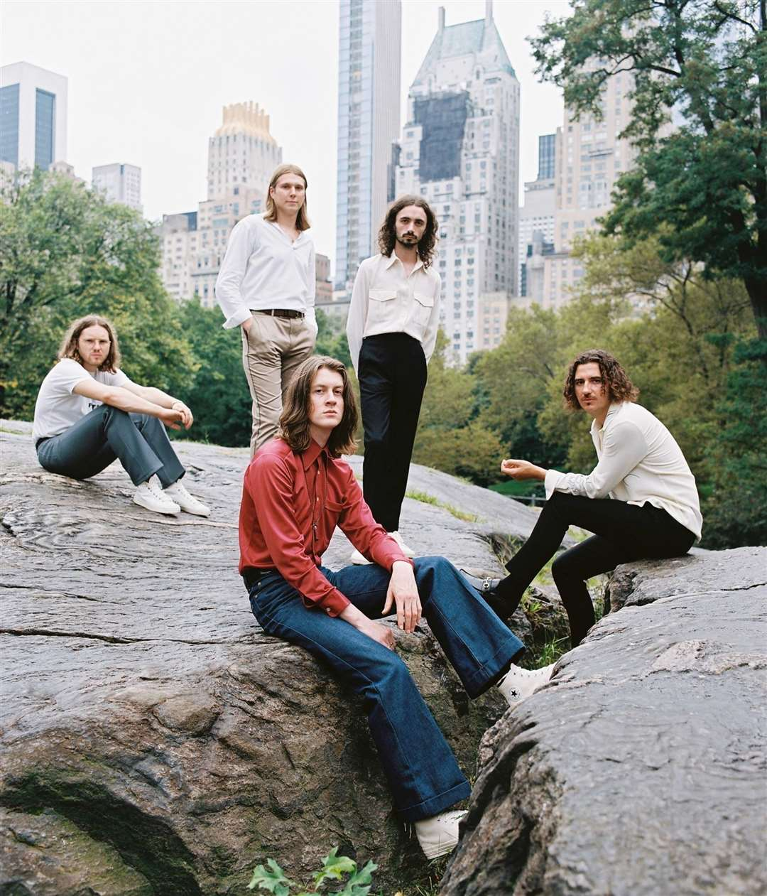 Blossoms will play at the Engine Shed, Lincoln, in March (41845376)