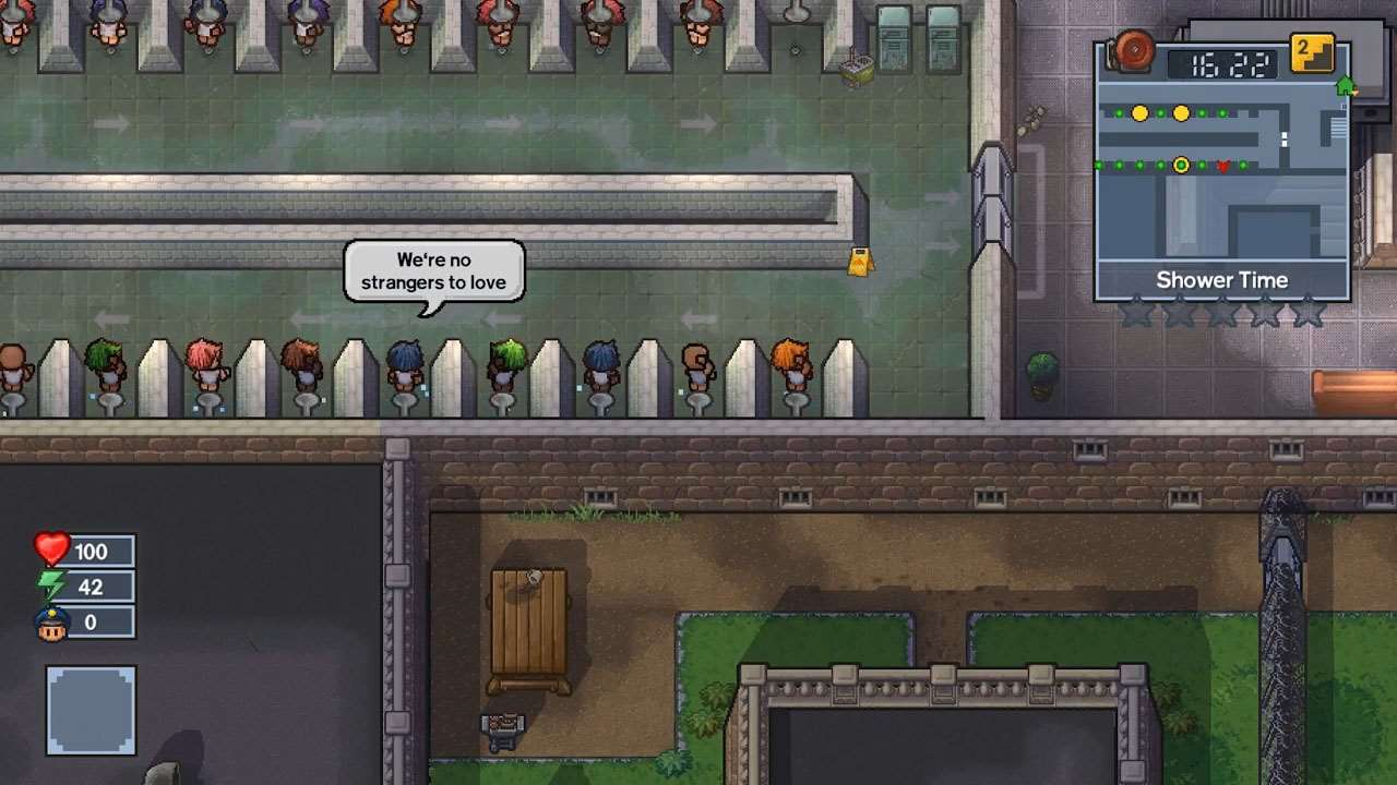 Games review : The Escapists 2