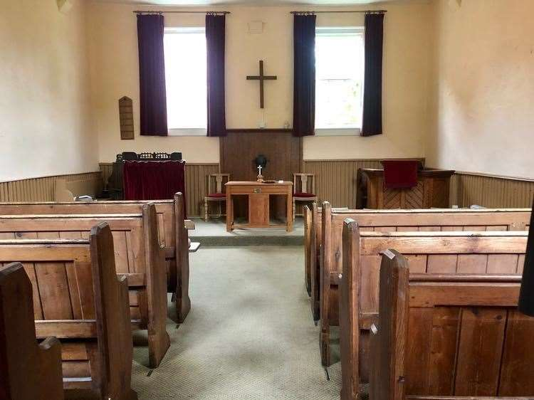 Scarrington Methodist Church (42937999)