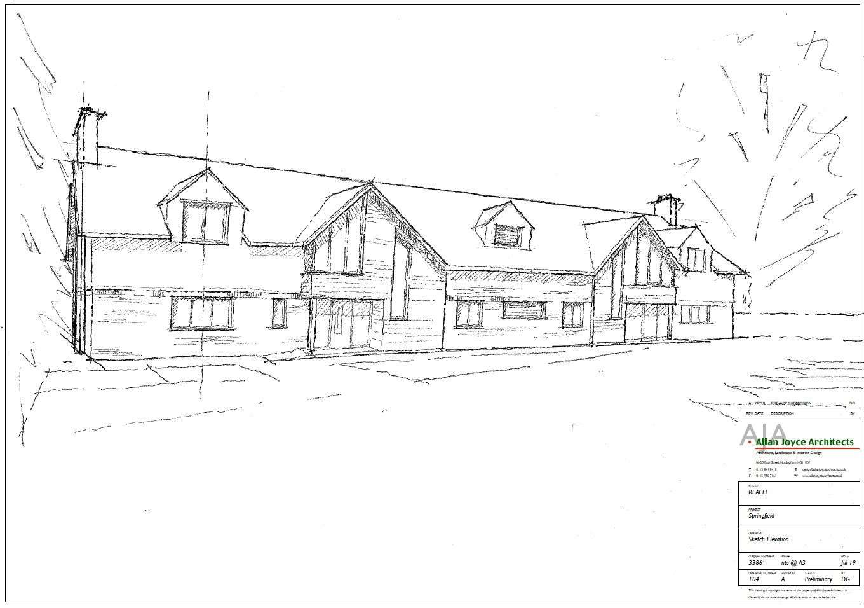 Housing design.  Credit: Allan Joyce Architects (51031117)