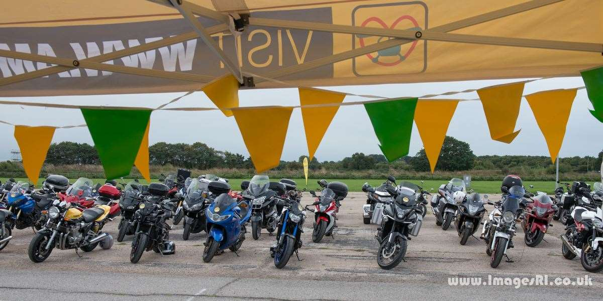 The 2018 Lins & Notts Air Ambulance motorbike ride (13722336)