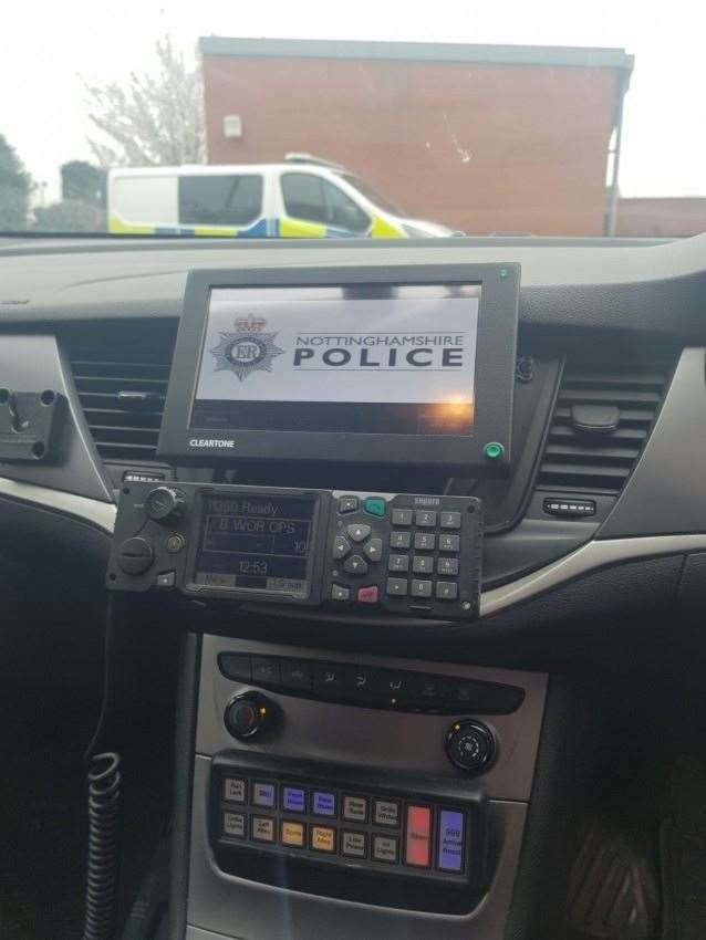 ANPR cameras have helped stop a number of vehicles involved in crimes (46782803)