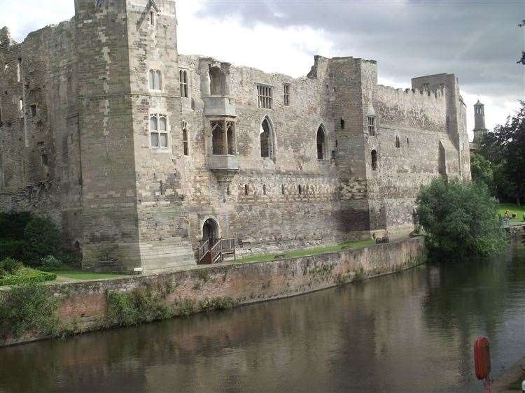 Newark Castle. Pictures by Melissa Roberts of Barnby (13604267)